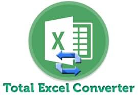 Total Excel Converter 2021 Crack Download