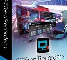 CyberLink Screen Recorder Deluxe 4.2.2.8482 With Keys [Latest] 2021