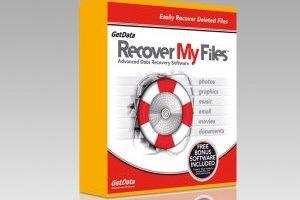 Recover My Files V6.3.2 Crack + License Key Full Version