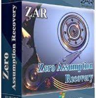 Zero Assumption Recovery Crack v10.0 Build 2080 + Key [2021]